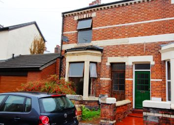 Thumbnail 3 bed terraced house for sale in Gladstone Road, Chester