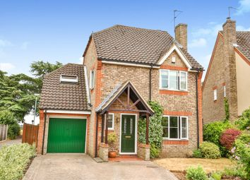 Thumbnail 5 bed detached house for sale in Wheat Fields, Drayton, Norwich