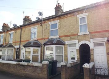 Thumbnail 2 bedroom terraced house for sale in Belsize Avenue, Peterborough, Cambridgeshire