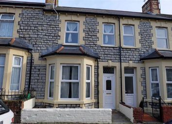 Thumbnail 3 bed terraced house for sale in Castleland Street, Barry, Vale Of Glamorgan