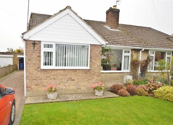 Thumbnail 3 bed semi-detached bungalow for sale in Candler Avenue, West Ayton, Scarborough