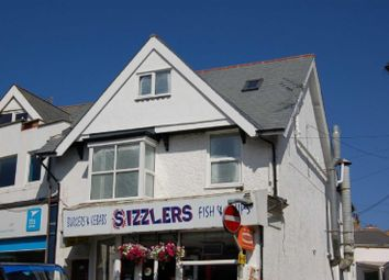Thumbnail 2 bed flat to rent in Princes Street, Bude
