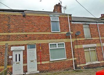 Thumbnail 3 bedroom terraced house for sale in Seymour Street, Horden, Peterlee
