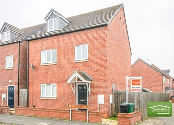 Thumbnail 4 bed detached house for sale in Woodall Street, Bloxwich, Walsall