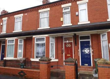 Thumbnail 3 bed terraced house for sale in Acomb Street, Manchester, Greater Manchester