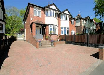 Thumbnail 3 bed semi-detached house for sale in Leadbeater Avenue, Penkhull, Stoke On Trent