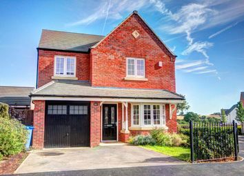 Thumbnail 4 bed detached house to rent in Terry Smith Avenue, Rothwell, Northamptonshire