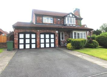 Thumbnail 4 bed detached house for sale in Marchbank Drive, Cheadle, Cheshre, .