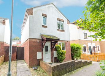 Thumbnail 3 bed detached house for sale in Guinevere Close, Yeovil