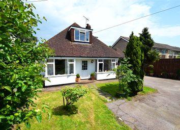 Thumbnail 4 bed detached bungalow for sale in London Road, West Kingsdown, Sevenoaks, Kent