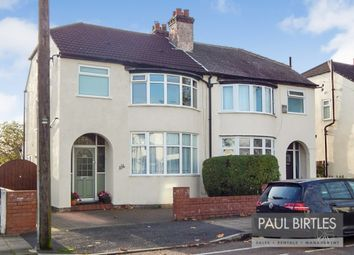 Thumbnail 3 bed semi-detached house for sale in Avondale Road, Stretford