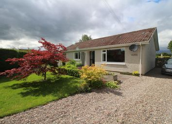 Thumbnail 3 bed detached bungalow for sale in Alcaig, Conon Bridge