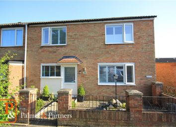 Thumbnail 3 bed end terrace house for sale in Cherrytree Road, Great Cornard, Sudbury