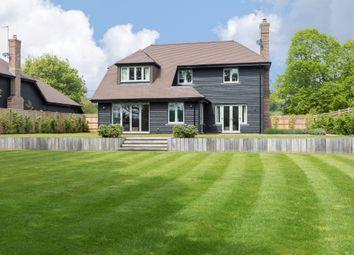 Thumbnail 5 bedroom detached house for sale in Nuthurst Street, Nuthurst, Horsham