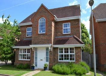 Thumbnail 4 bed detached house to rent in Night Owls, Greenham, Thatcham