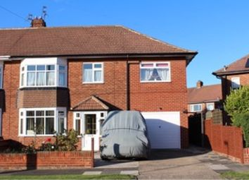 Thumbnail 4 bed semi-detached house for sale in The Kirklands, Redcar