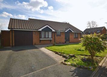 Thumbnail 2 bed detached bungalow for sale in Sharon Park Close, Grappenhall, Warrington