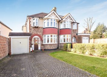 Thumbnail 3 bed semi-detached house for sale in Richlands Avenue, Epsom