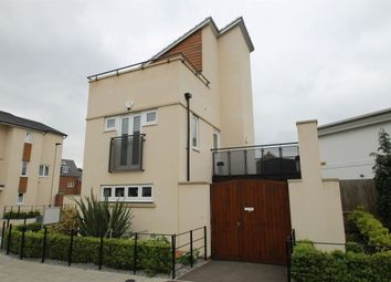 Thumbnail 3 bedroom property to rent in Marleybone Place, Freemens Meadow, Leicester