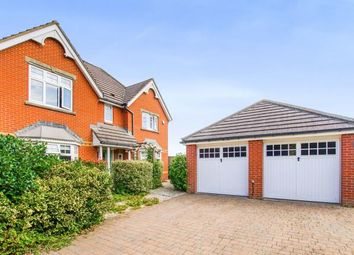 Thumbnail 4 bed detached house for sale in Johnson Road, Emersons Green, Bristol, .