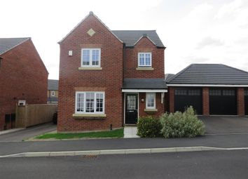 Thumbnail 3 bed detached house for sale in Terry Smith Avenue, Rothwell, Kettering