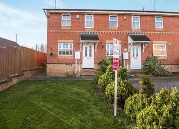 Thumbnail 2 bed town house for sale in Deepwell Avenue, Halfway, Sheffield