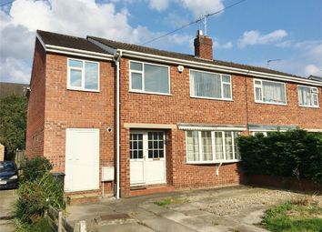 Thumbnail 5 bedroom semi-detached house for sale in Kirkdale Road, York