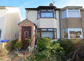 Thumbnail 3 bed semi-detached house for sale in Highland Way, Oulton Broad, Lowestoft