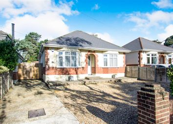 Thumbnail 4 bedroom detached bungalow for sale in Manor Avenue, Parkstone, Poole