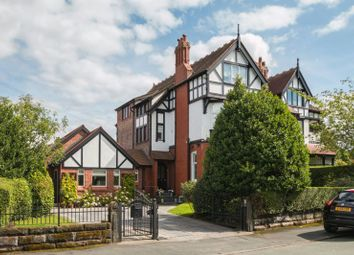Thumbnail 5 bed semi-detached house for sale in Ollerbarrow Road, Hale, Altrincham