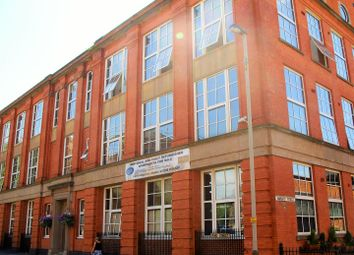 Thumbnail 1 bed flat for sale in The Driver Building, Marquis Street, Leicester