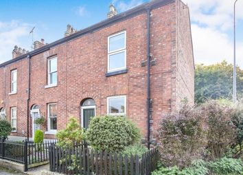 Thumbnail 2 bed end terrace house for sale in Prestbury Road, Macclesfield, Cheshire