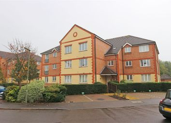 Thumbnail 1 bed flat for sale in Meadow View, Chertsey, Surrey