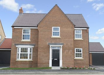"Thumbnail 4 bed detached house for sale in ""Mitchell"" at Tranby Park, Jenny Brough Lane, Hessle"