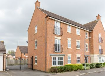 Thumbnail 2 bed flat for sale in Flowerhill Drive, Wellingborough
