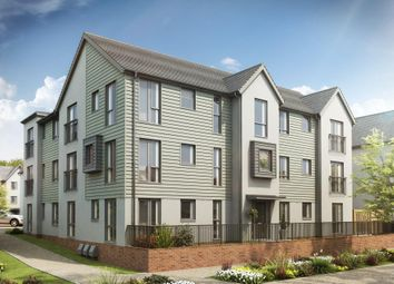 "Thumbnail 2 bedroom property for sale in ""Aspen Flats"" at Ffordd Y Mileniwm, Barry"