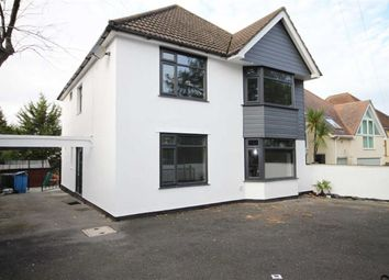 Thumbnail 4 bedroom detached house to rent in Canford Cliffs Road, Canford Cliffs, Poole