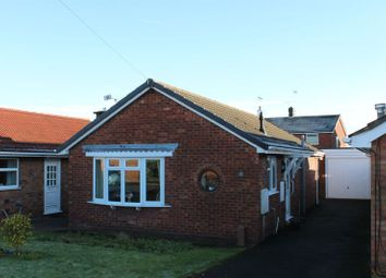 Thumbnail 2 bed detached bungalow for sale in Pine Walk, Uttoxeter