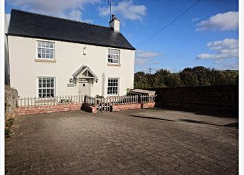 Thumbnail 4 bed detached house for sale in Main Road, Kirkby Woodhouse
