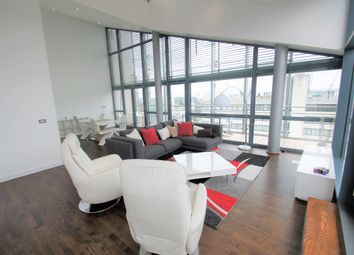 Thumbnail 3 bed flat to rent in Deansgate, Manchester