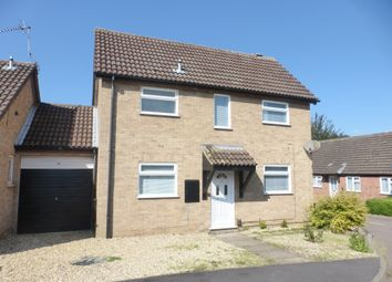 Thumbnail 3 bedroom link-detached house for sale in Yaxley Way, Norwich