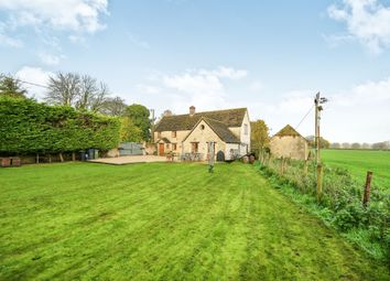 Thumbnail 3 bed detached house for sale in Malmesbury Road, Lower Stanton St. Quintin, Chippenham