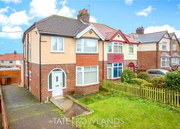 Thumbnail 3 bed semi-detached house for sale in Northop Road, Flint