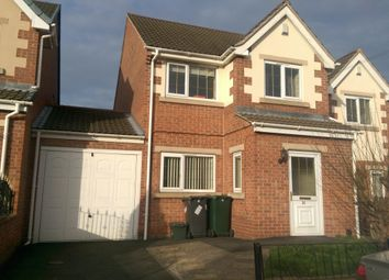 Thumbnail 3 bed detached house to rent in Pastures Mews, Mexborough