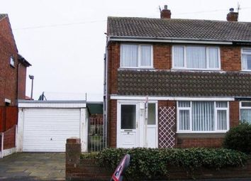 Thumbnail 3 bed semi-detached house to rent in Wimbledon Avenue, Thornton-Cleveleys