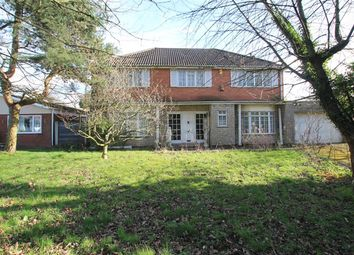 Thumbnail 5 bed detached house for sale in Birmingham Road, Sutton Coldfield