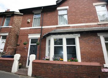Thumbnail 3 bed semi-detached house for sale in Union Hall Road, Lemington, Newcastle Upon Tyne