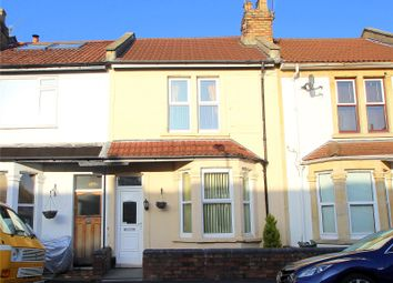 Thumbnail 3 bed terraced house for sale in Carrington Road, Ashton, Bristol