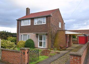 Thumbnail 3 bed detached house for sale in Leahurst Close, Norton, Malton