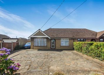 Thumbnail Semi-detached bungalow for sale in London Road, Wickford, Essex